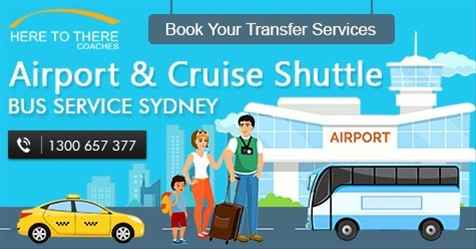Riding has never been so Fun like Sydney Airport Shuttle